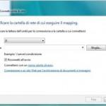 Windows Vista: creare un collegamento FTP a un sito