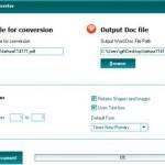 PDF to Word: software gratuito di conversione