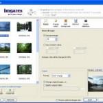 Imgares: utility freeware per foto