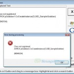 Grabtxt: cattura testo delle finestre di errore