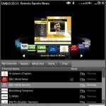 Livestation: spettacolare client per la TV via web