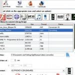 Quick Media Converter: convertire audio e video