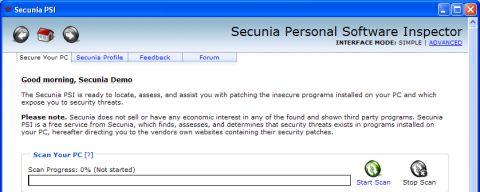 secunia-inspector