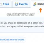 Scambiarsi file con Dropbox