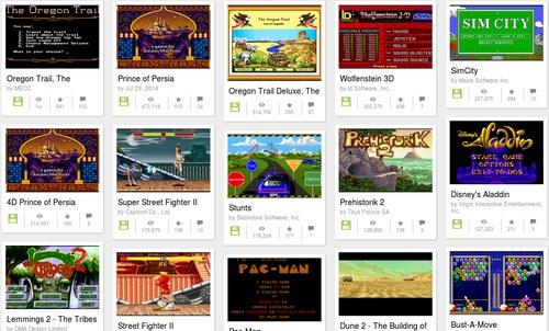 2604 Giochi MS-DOS: clicca e gioca gratis dal browser