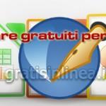 Software gratis per… Ufficio